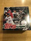 2019 Topps Holiday Box Baseball Sealed 10 Packs 100 Cards New Unopened RC SP