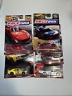 2016 Hot Wheels Car Culture Race Day Complete Set of 5 cars Porsche Mazda Acura
