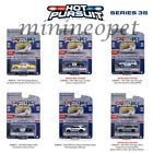 GREENLIGHT 42960 HOT PURSUIT SERIES 38 1 64 DIECAST SET OF 6 POLICE CARS