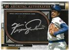 FERGIE JENKINS 2021 TOPPS MUSEUM COLLECTION AUTO AUTOGRAPH CARD #32 50!
