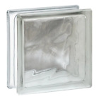 Glass Block Wave Pattern Privacy Security 10 Pack 775 x 775 x 312 Inches