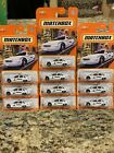 Ten 2021 Matchbox Chevy Caprice Classic Police Car Royal Canadian Lot New