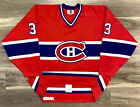 Montreal Canadiens Made In Canada Authentic MiC Patrick Roy Hockey Jersey NHL 56