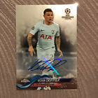 2017-18 Topps Chrome UEFA Champions League Soccer Cards 17