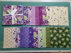 Boundless Violette Layer Cake 42 10x10 inch squares Fabulous Quilting Fabric