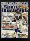Randy Moss Rookie Cards and Autographed Memorabilia Guide 64