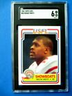 1984 Topps USFL Football Cards 4