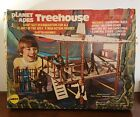 MEGO Planet of the Apes TREEHOUSE 1974 Playset Orig Box RARE Complete +4 Figures