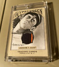 Tim Lincecum 2011 Topps Gypsy Queen 1 1 Painting Game Used Relic WOW Giants
