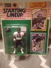 Starting Lineup 1990 Mike Singletary, Cubs, w/ 1981 Rookie Card NFL