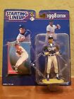 1998 Starting Lineup Hideo Nomo Los Angeles Dodgers