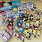 Love Live rubber strap Wafer card Can badge etc goods lot set Collection