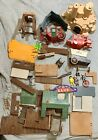 Playmobil Huge Lot Western Mining Soldiers Wagon Fence Frontier Fort Figures
