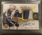 Hockey Card Design Evolution: SP Authentic Future Watch Rookie Card 7