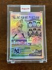 Topps Project 70 #499 Yankees Legends Ruth Judge Jeter By Efdot Rainbow Foil 70