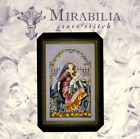 OOP Mirabilia Cross Stitch Chart MD79 Madonna of the Garden Very Rare