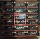 Dale Earnhardt Action Racing Collectibles NASCAR 16 Car Set  Stand DIE CAST