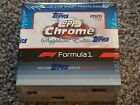 2020 Topps Chrome Sapphire Edition Formula 1 One F1 Factory Sealed Hobby Box