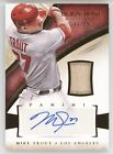 Mike Trout Signs Exclusive Autograph Deal with Topps 10