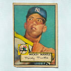 1952 Topps Mantle Might Hold the Solution to the Era of Overproduction 9