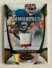 Thurman Thomas Cards, Rookie Cards and Autographed Memorabilia Guide 24