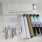 Silhouette Cameo 2 Electronic Die Cutting Machine with Cables Vinyl Rolls  Box