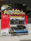 JOHNNY LIGHTNING STREET FREAKS BLACK WITH FLAMES 1970 70 FORD MUSTANG BOSS 429