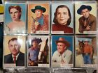 1953 Topps Who-z-at Star Trading Cards 19