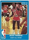 Isiah Thomas Rookie Cards Guide and Checklist 26