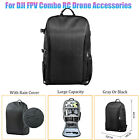 For DJI FPV Combo Drone Nylon Waterproof Storage Carrying Bags Case Box Backpack