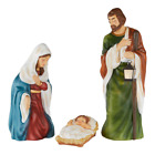 36 Inch Nativity Set LED Christmas Figurine Indoor For The Home Decorations Sale