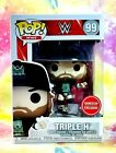 Ultimate Funko Pop WWE Wrestling Figures Checklist and Gallery 166