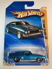 HOT WHEELS 10 HW Premiere 73 Ford Falcon Factory Error Variation Blue Over Yell2