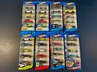 Hot Wheels 5 Pack LOT OF 8