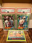 1986 Topps Football Complete Set - Includes 12 PSA Graded Cards, Rice and Young