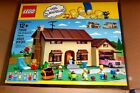 RETIRED! - LEGO The Simpsons House Building Set (71006) 2523 Pcs - NEW & SEALED