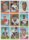 1966 Topps Football Cards 11