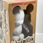 Disney Vinylmation Create Your Own Mickey Mouse Blank White New In Box Custom 9