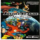 Justice League:The New Frontier-2008 Original Movie Soundtrack CD