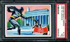 1966 Topps Batman Series A #17A Link To Lincoln PSA 7