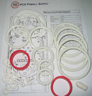 1978 Stern Memory Lane Pinball Machine Rubber Ring Kit
