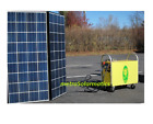 NEW 3500W SOLAR AND WIND PORTABLE GENERATOR