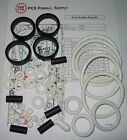 2004 Stern Elvis Pinball Machine Rubber Ring Kit