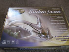 New WaterRidge Brushed Nickel Kitchen Pullout faucet