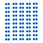 Lot 100 Rubber Blue Mouse Pointer Trackpoint Cap for HP COMPAQ Laptop