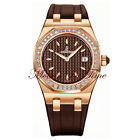 Audemars Piguet Royal Oak Ladies' Diamond Rose Gold