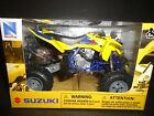 NewRay Suzuki Quadracer R450 ATV 09 Yellow 1/12