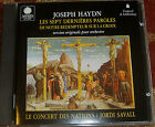 Haydn Seven Last Words of Our Savior on the Cross Savall ASTREE