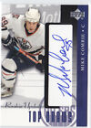 02 03 Upper Deck Rookie Update Top Draws Autograph - Mike Comrie # MC