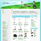 Established Scooters Store Online Business Website For Sale Make Money at Home